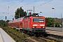 """LEW 18905 - DB Regio """"143 156-8"""" 06.08.2009 - Magdeburg, HauptbahnhofJens Böhmer"""