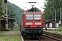 """LEW 18906 - DB Regio """"143 157-6"""" 12.08.2007 - KrippenAndreas Görs"""