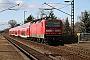 """LEW 18906 - DB Regio """"143 157-6"""" 27.02.2010 - Radebeul WestSylvio Scholz"""