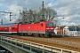 """LEW 18906 - DB Regio """"143 157-6"""" 15.12.2014 - FlöhaKlaus Hentschel"""