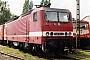 """LEW 18909 - DB AG """"143 160-0"""" 20.06.1999 - Leipzig-Engelsdorf, BetriebswerkOliver Wadewitz"""
