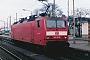 "LEW 18910 - DB AG ""143 161-8"" 10.02.1995 - Magdeburg, HauptbahnhofWolfram Wätzold"