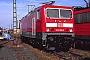 """LEW 18910 - DB Regio """"143 161-8"""" 27.08.2000 - Leipzig-Engelsdorf, BetriebswerkMarco Osterland"""