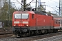 """LEW 18912 - DB Regio """"143 163-4"""" 29.04.2006 - Hamburg-HarburgMarco Völksch"""