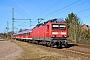 """LEW 18912 - DB Regio """"143 163-4"""" 08.03.2014 - OwschlagJens Vollertsen"""