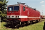 "LEW 18914 - DB Regio ""143 165-9"" 13.08.2000 - Leipzig-Engelsdorf, BetriebswerkOliver Wadewitz"