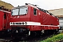 "LEW 18915 - DB Regio ""143 166-7"" 04.07.1999 - Leipzig-Engelsdorf, BetriebswerkOliver Wadewitz"