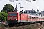 """LEW 18915 - DB Regio """"143 166-7"""" 22.07.2006 - RüdesheimMarco Völksch"""