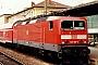 """LEW 18917 - DB Regio""""143 168-3"""" 17.09.1999 - KaiserslauternOliver Fach"""
