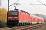 "LEW 18917 - DB Regio ""143 168-3"" 05.11.2011 - Bonn-BeuelRalf Lauer"