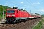 "LEW 18918 - DB Regio ""143 169-1"" 25.05.2008 - GroßheringenTorsten Barth"