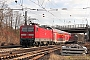 """LEW 18919 - DB Regio """"143 170"""" 02.01.2013 - Bischofsheim, Bahnhof Mainz-BischofsheimRalf Lauer"""