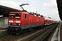 """LEW 18920 - DB Regio """"114 101-9"""" 04.08.2010 - Magdeburg-BuckauFabian Halsig"""
