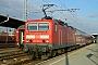 """LEW 18922 - DB Regio """"143 173-3"""" 20.03.2012 - CottbusMartin Neumann"""