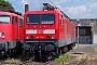 """LEW 18923 - DB Regio """"143 174-1"""" 21.06.2008 - Bremen, BetriebswerkStefan Sachs"""