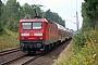 "LEW 18923 - DB Regio ""143 174-1"" 11.08.2009 - Belzig-BorneRudi Lautenbach"