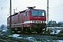 """LEW 18924 - DB AG """"143 175-8"""" 22.01.1995 - Stralsund, BahnbetriebswerkErnst Lauer"""