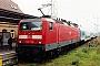 "LEW 18924 - DB Regio ""143 175-8"" 09.10.2000 - WarnemündeOliver Wadewitz"