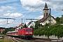 """LEW 18925 - DB Regio """"143 176"""" 06.07.2010 - Möckmühl-ZüttlingenStefan Sachs"""