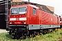 """LEW 18925 - DB Regio """"143 176-6"""" 22.07.1999 - Cottbus, BetriebswerkOliver Wadewitz"""