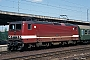 """LEW 18927 - DR """"143 178-2"""" 29.07.1992 - Schönefeld, Bahnhof Flughafen Berlin-SchönefeldArchiv Ingmar Weidig"""