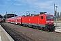 """LEW 18927 - DB Regio """"143 178-2"""" 09.09.2012 - Halle (Saale), HauptbahnhofOliver Hoffmann"""