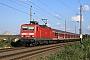"""LEW 18929 - DB Regio """"143 180"""" 15.09.2010 - Wansleben am SeeNils Hecklau"""