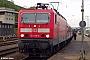 """LEW 18930 - DB Regio """"143 181-6"""" 18.04.2007 - Koblenz, HauptbahnhofStefan Sachs"""
