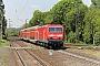 """LEW 18930 - DB Regio """"143 181"""" 17.05.2012 - DieburgRalf Lauer"""