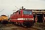 "LEW 18931 - DB Regio ""143 182-4"" 27.08.1999 - Leipzig-Engelsdorf, BetriebswerkOliver Wadewitz"
