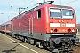 """LEW 18931 - DB Regio """"143 182-4"""" 17.03.2003 - Graben NeudorfWilhelm Zahn"""