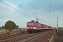 """LEW 18932 - DB Regio """"143 183-2"""" 28.10.1999 - SchwerinMichael Uhren"""