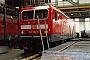 """LEW 18933 - DB Regio """"143 184-0"""" 08.09.2001 - Dessau, AusbesserungswerkOliver Wadewitz"""