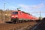 "LEW 18934 - DB Regio ""143 185-7"" 29.11.2011 - Bad KösenAlex Huber"