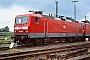 """LEW 18935 - DB Regio """"143 186-5"""" 15.07.2001 - Ludwigshafen, BetriebswerkErnst Lauer"""