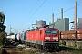 """LEW 18935 - RBH Logistics """"143 186-5"""" 27.09.2008 - Bottrop-Welheimer MarkMirko Grund"""
