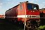 "LEW 18936 - DB Regio ""143 187-3"" 19.08.1999 - Leipzig-Engelsdorf, BetriebswerkOliver Wadewitz"