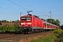 """LEW 18938 - DB Regio""""143 189-9"""" 29.07.2004 - DettingenDieter Römhild"""