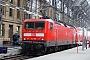 "LEW 18938 - DB Regio ""143 189"" 26.10.2009 - Frankfurt (Main), HauptbahnhofJens Böhmer"
