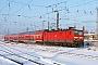 """LEW 18939 - DB Regio """"143 190-7"""" 06.01.2009 - Halle (Saale)Nils Hecklau"""