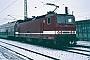 """LEW 18943 - DB AG """"143 194-9"""" 22.01.1995 - Bergen (Rügen)Ernst Lauer"""