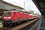 "LEW 18943 - DB Regio ""143 194-9"" 28.07.2011 - Trier, HauptbahnhofLeo Stoffel"