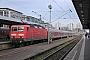 "LEW 18944 - DB Regio ""143 195-6"" 04.11.2016 - Stuttgart, HauptbahnhofLeo Stoffel"