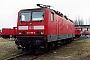 "LEW 18947 - DB Regio ""143 198-0"" 08.04.2001 - Leipzig-Engelsdorf, BetriebswerkOliver Wadewitz"