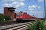 """LEW 18947 - DB Regio """"143 198-0"""" 30.06.2008 - Darmstadt-KranichsteinKostantin Koch"""