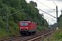 """LEW 18949 - DB Regio """"143 200-4"""" 24.08.2007 - BorneRudi Lautenbach"""