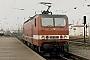 "LEW 18954 - DB AG ""143 205-3"" 11.10.1996 - Leipzig, HauptbahnhofWolfram Wätzold"