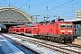 "LEW 18954 - DB Regio ""143 205-3"" 27.11.2010 - Dresden, HauptbahnhofSylvio Scholz"
