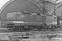 """LEW 18958 - DR """"243 209-4"""" 24.02.1987 - Dresden, HauptbahnhofWolfram Wätzold"""