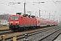 "LEW 18959 - DB Regio ""143 210-3"" 02.12.2012 - Rostock, HauptbahnhofAndreas Görs"